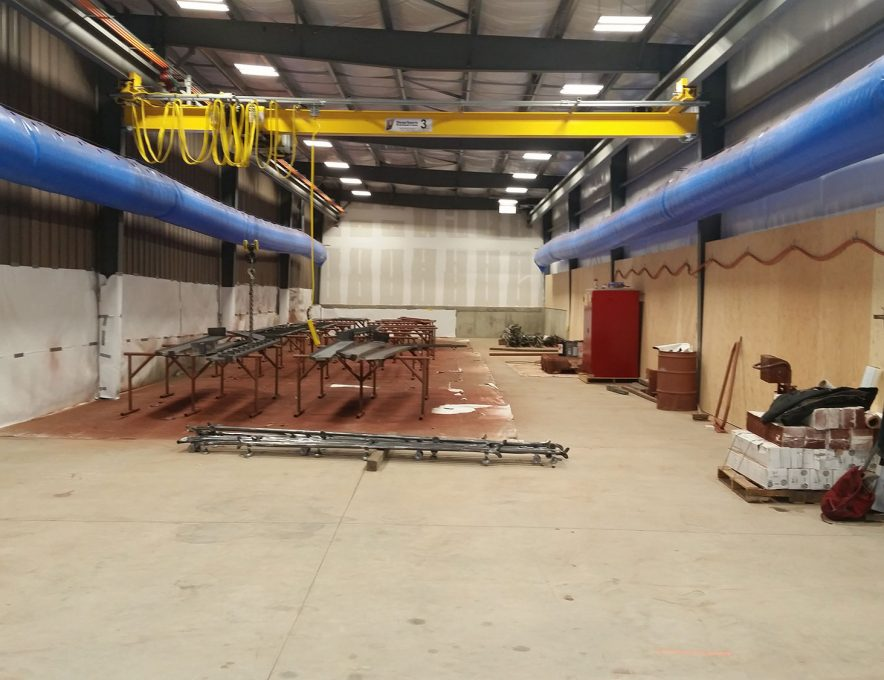 new hampshire steel fabricators expands