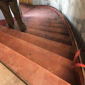 Dalton Stair 4 Progress (2)